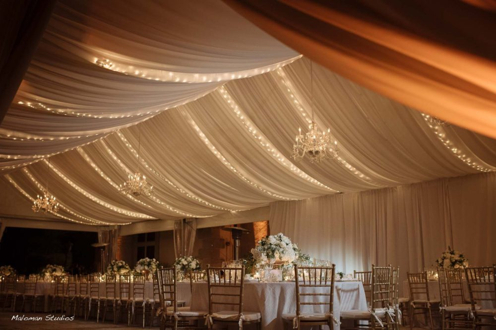 Chandeliers and lighting for Vizcaya Museum and Gardens