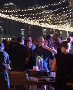 Corporate event lighting Miami