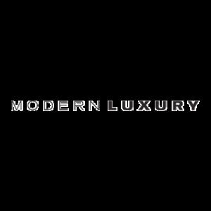 Modern Luxury magazine featured