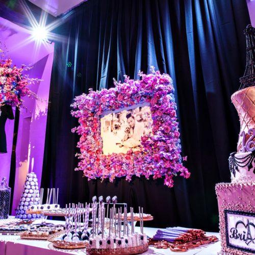 Bria Birdman celebrity birthday party Miami South Florida