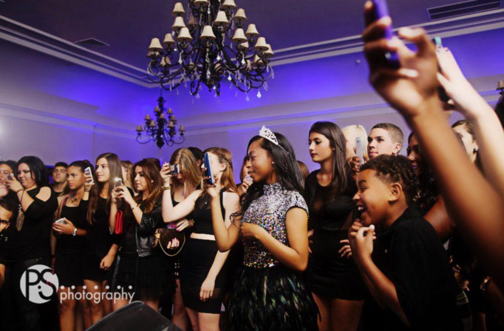 Celebrity influencer birthday party Miami