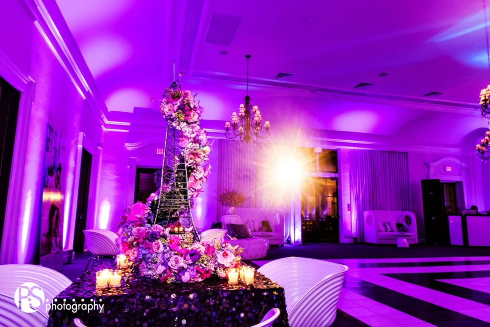 Celebrity lighting and production Miami