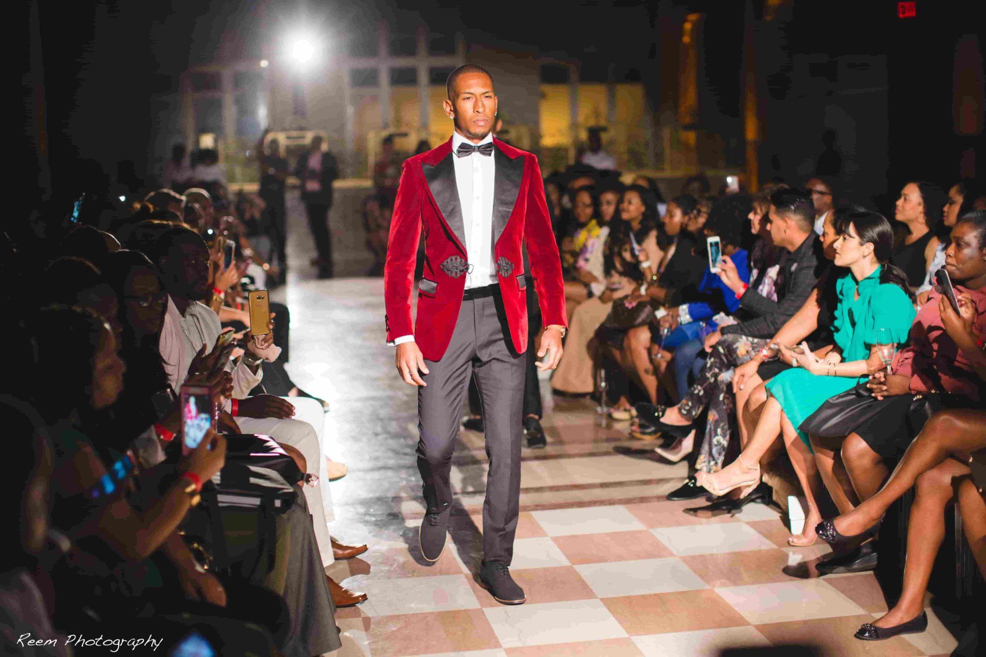 Lighting production fashion runway Miami