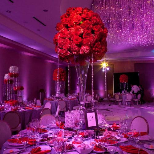 Ritz Carlton Fort Lauderdale uplighting
