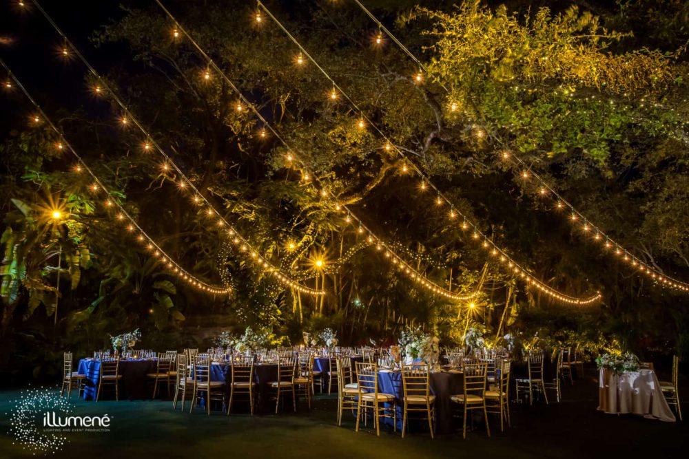 String lights bistro lights cafe lights fairy lights rent Miami
