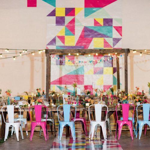 String lights cafe lights market lights MAPS wedding Miami
