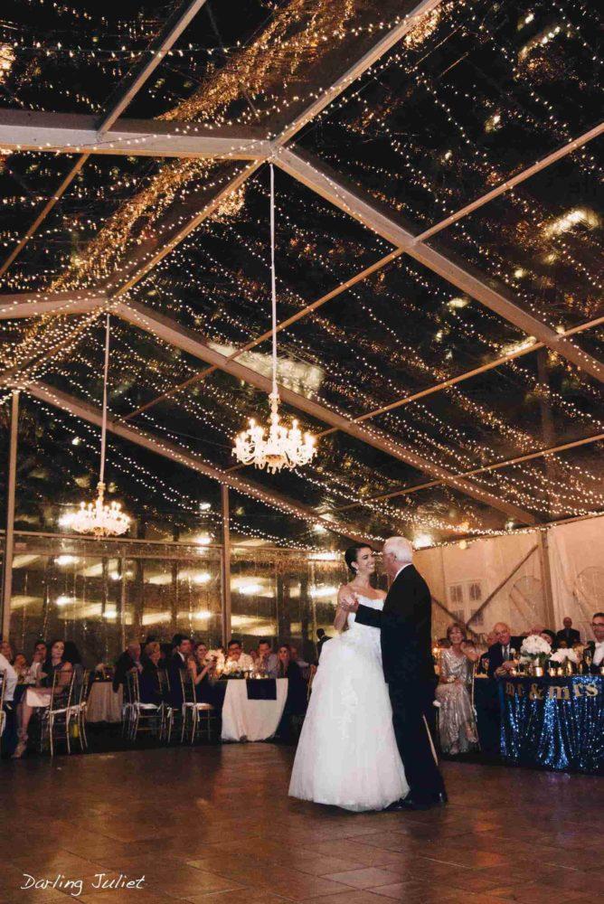Twinkle lights chandelier tent lighting rent Miami