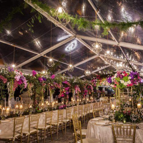 Pendant lighting Vizcaya Museum and Gardens rent pendant lighting Miami