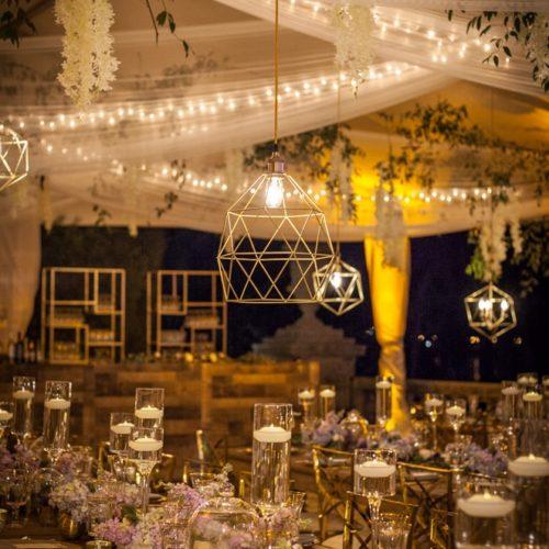 Pendant lighting chandelier Vizcaya Museum Miami