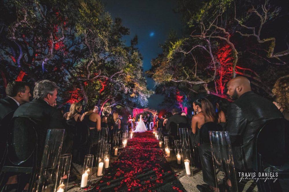 Vizcaya Museum Miami celebrity wedding