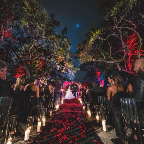 Vizcaya Museum Miami celebrity wedding