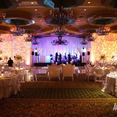 Wedding draping Miami fabric wall draping, ceiling draping