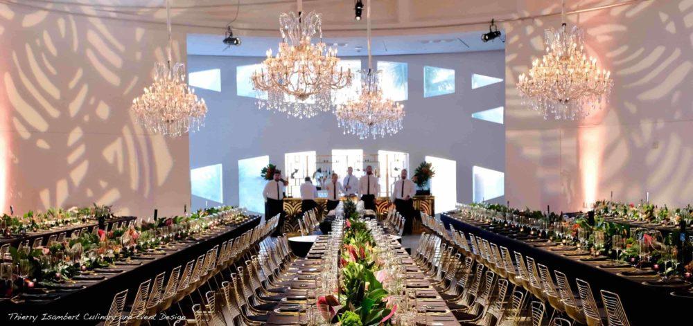 Faena Forum Miami Beach event production corporate event gala fundraiser