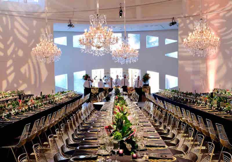 Faena Forum Miami Beach gala event production corporate event