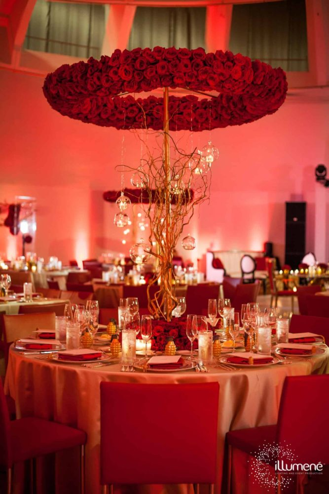 Faena Forum corporate event Miami Beach AV audio visual lighting and production company