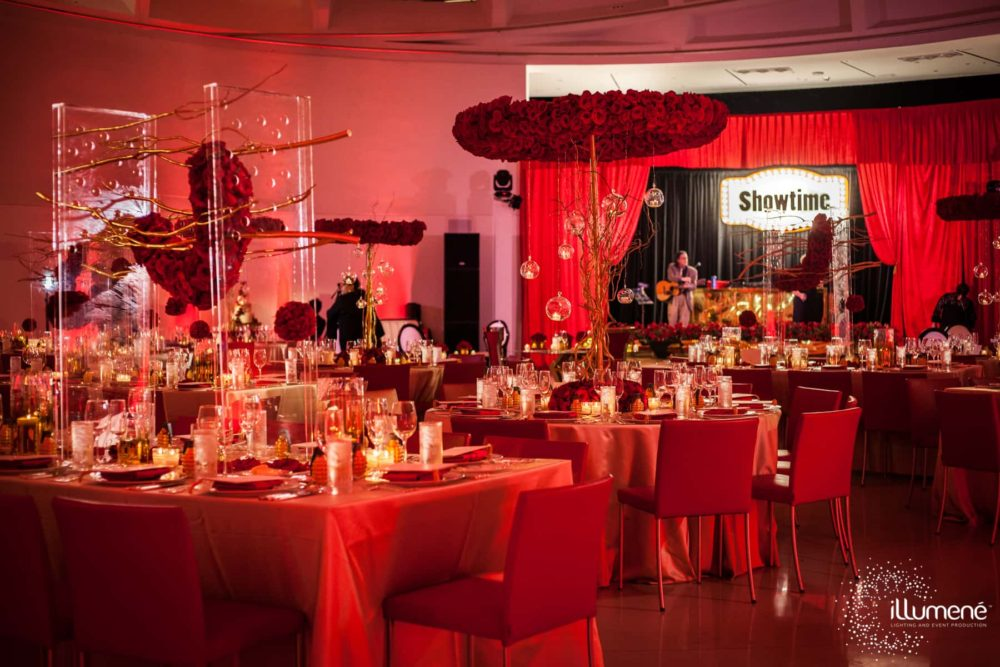 Faena Forum corporate event Miami Beach AV audio visual lighting and production company Miami