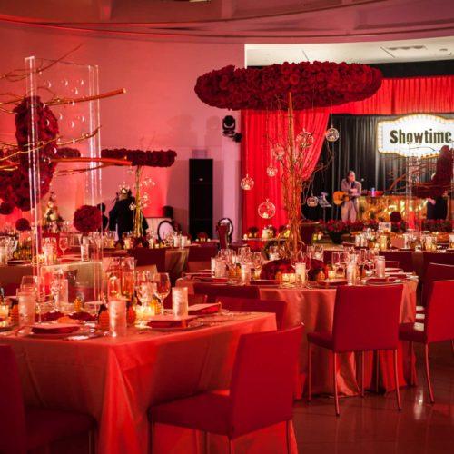 Faena Forum corporate event Miami Beach AV audio visual lighting and production company Miami