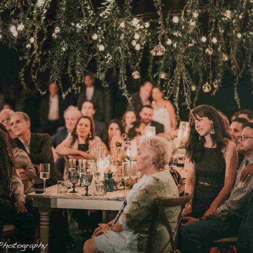 Fairchild Tropical Garden string lights outdoor wedding organic wedding boho wedding