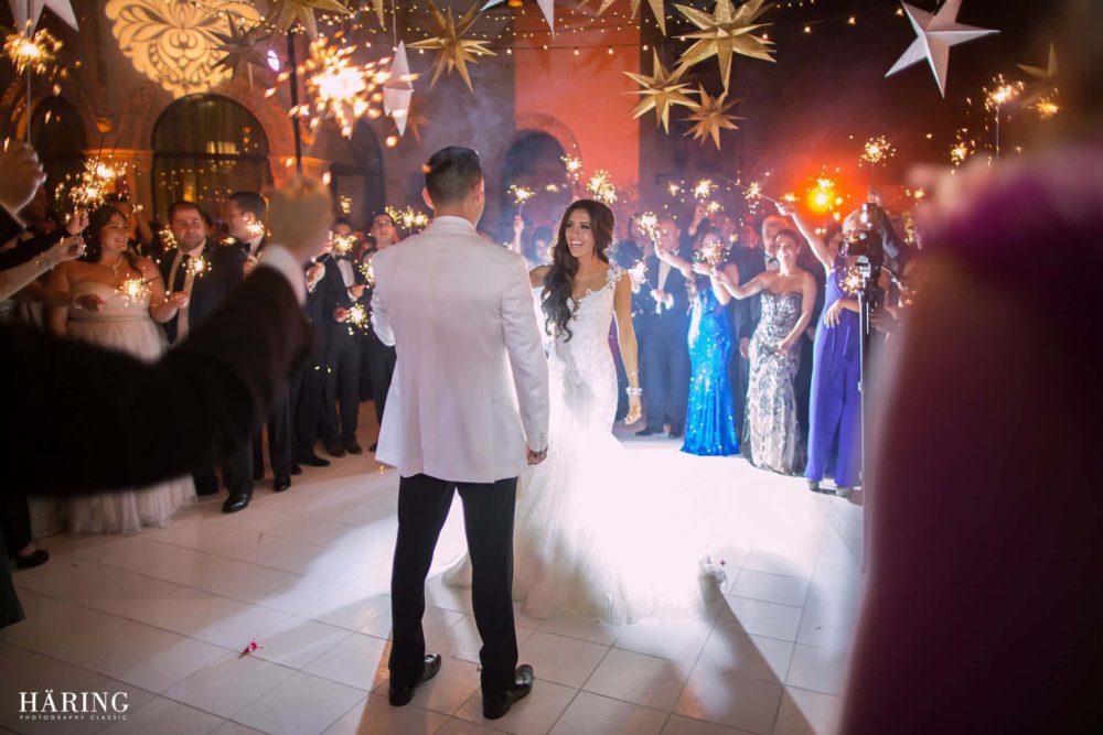 Fisher Island wedding lighting company mini lights twinkle lights string lights