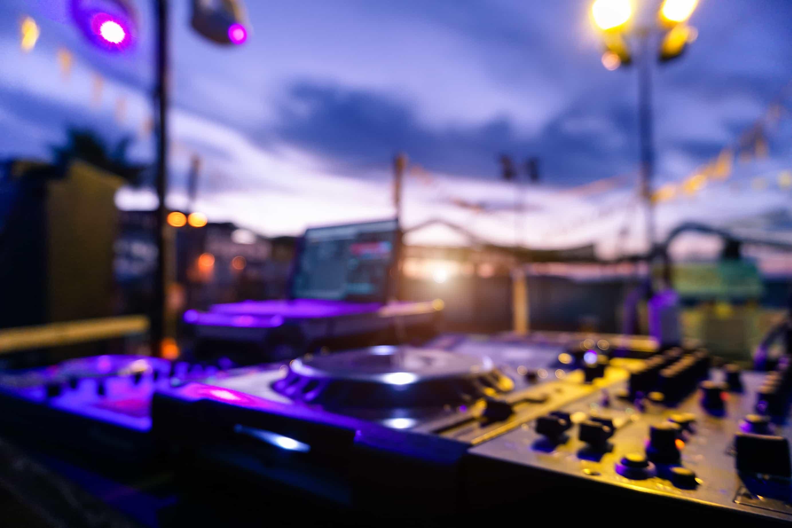 Audio visual rental Miami