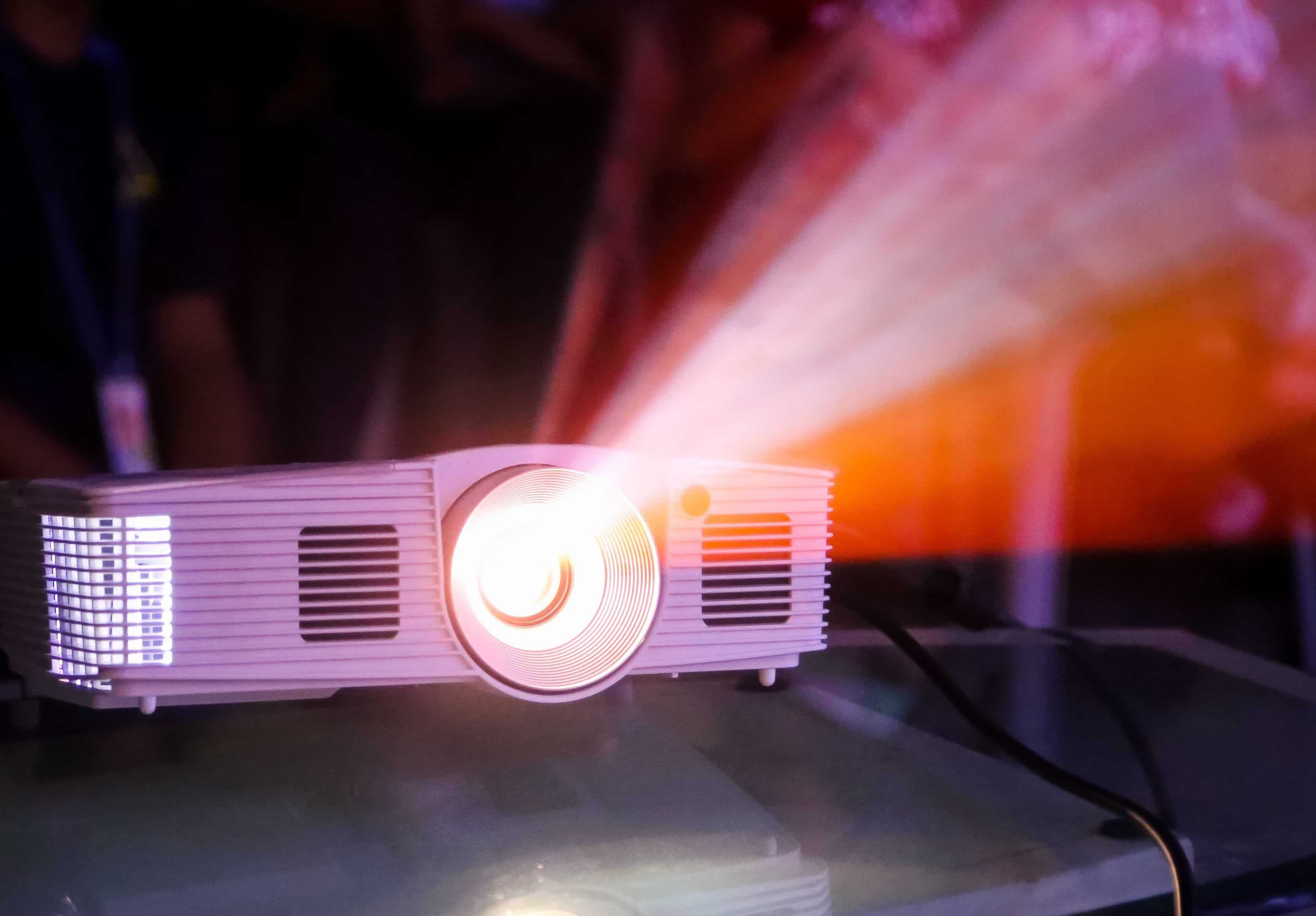 Video projector rental Miami audio visual